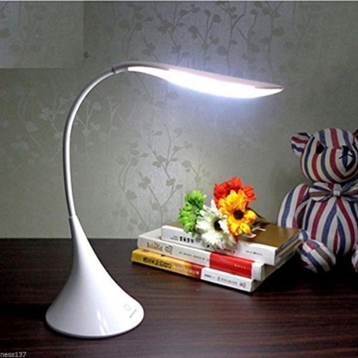 lampe de bureau a piles pas cher