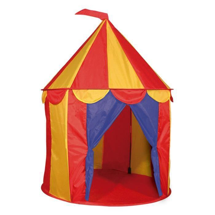 tente de jeu ronde enfants ch teau de chevalier ch teau de princesse achat vente tente. Black Bedroom Furniture Sets. Home Design Ideas