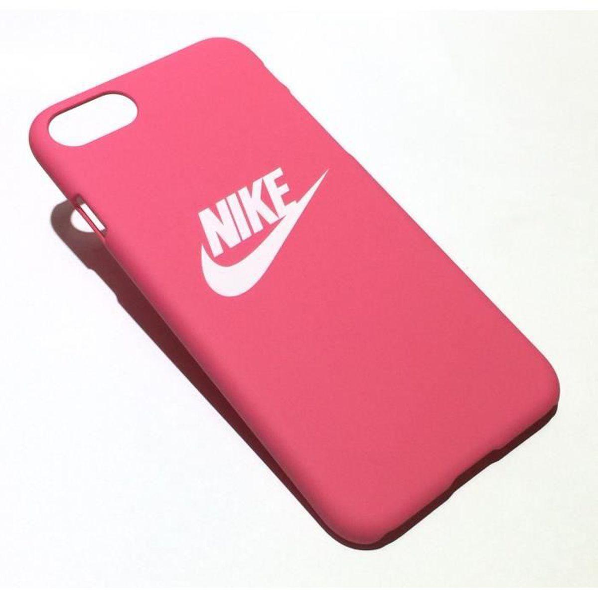 nike coque apple iphone 7 7s 4 7 rose rough achat coque bumper pas cher avis et meilleur. Black Bedroom Furniture Sets. Home Design Ideas