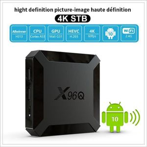 BOX MULTIMEDIA Android TV Box X96 Android 6.0 Amlogic S905X Quad