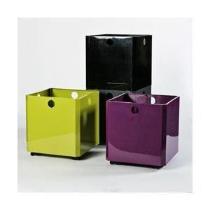 cube de rangement modulable bleu marine achat vente boite de rangement plastique cdiscount. Black Bedroom Furniture Sets. Home Design Ideas