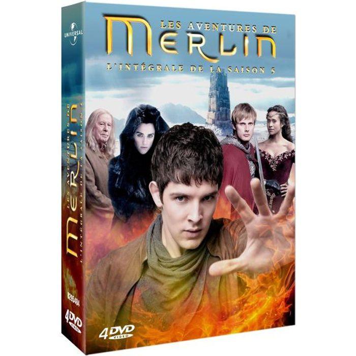 VIDEO – Merlin : découvrez les dernières images de la saison 2 News