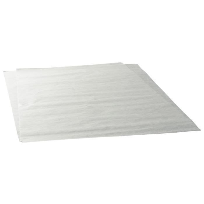 papier de cuisson silicon 32 x 53 cm 500 feuilles achat vente feuille de cuisson papier. Black Bedroom Furniture Sets. Home Design Ideas