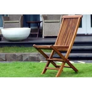 Chaises de jardin en teck mod le pliant achat vente fauteuil jardin cha - Chaise pliante en bois pas cher ...