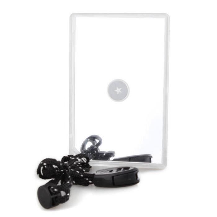 miroir de signalisation survie sos h liographe prix pas cher cdiscount. Black Bedroom Furniture Sets. Home Design Ideas