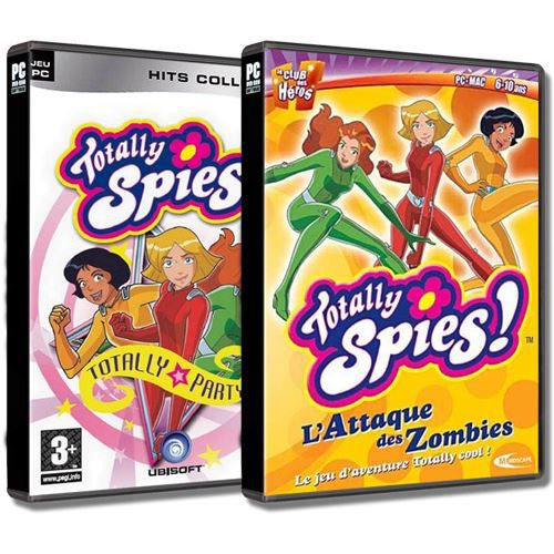 Totally Party + Totally Spies