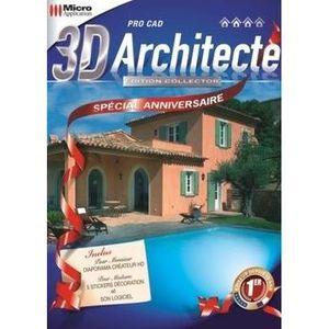 Jeux architecte 3d prix pas cher cdiscount for 3d architecte pro