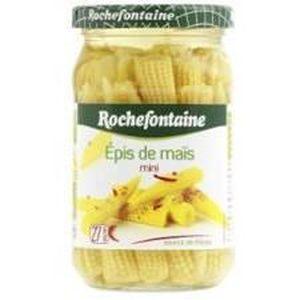 Rochefontaine mini épis de maïs 37cl