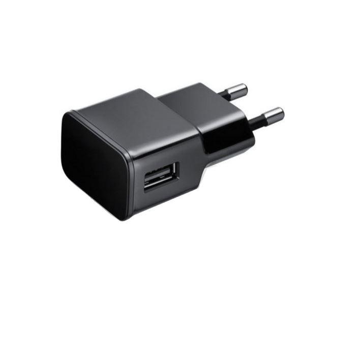 chargeur secteur usb noir apple iphone 5c achat vente chargeur iphone 5c cdiscount. Black Bedroom Furniture Sets. Home Design Ideas