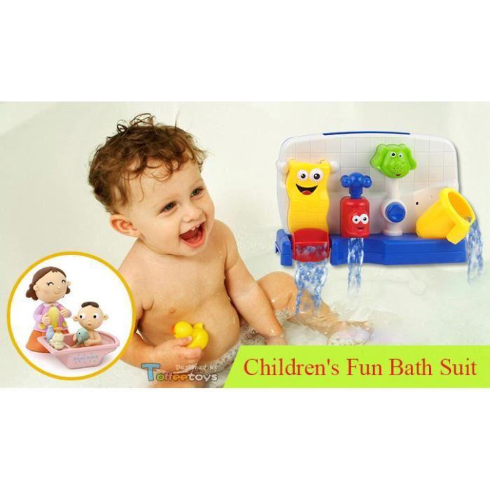 jouets pour b b baignoire robinet douche tasses ensembles de jouets achat vente jouet. Black Bedroom Furniture Sets. Home Design Ideas