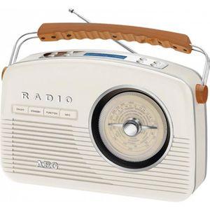 AEG NDR 4156 DAB Radio Dab Vintage Portable