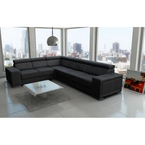 canapes d angle 8 places achat vente canapes d angle 8. Black Bedroom Furniture Sets. Home Design Ideas