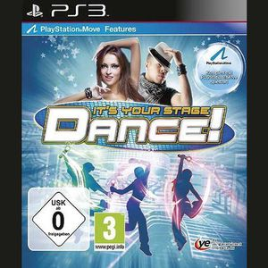 JEU PS3 Dance ! It's your stage