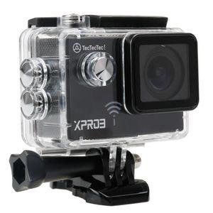 CAMÉRA SPORT TecTecTec XPRO3 Caméra Sport 4K Wifi - Camera étan