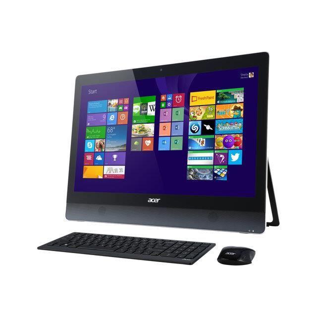 tout en un acer aspire u5 620 008 achat vente ordinateur tout en un tout en un acer aspire. Black Bedroom Furniture Sets. Home Design Ideas