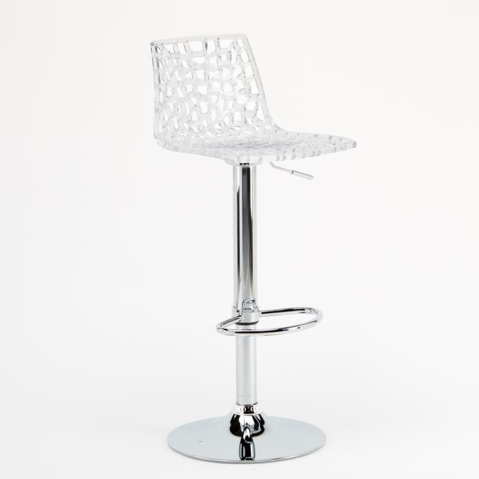 tabouret de bar spider. Black Bedroom Furniture Sets. Home Design Ideas
