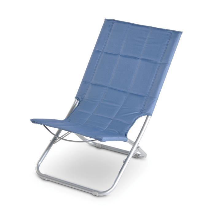 Chaise de plage tropea 05184 achat vente chaise for Chaise de plage ikea