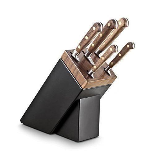 Lion sabatier 664284 bloc sarlat 5 couteaux p rigord - Bloc couteau de cuisine ...