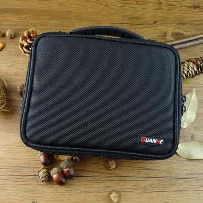 sac tui pochette housse de protection rangement pr cl usb c bles accessoires disque dur. Black Bedroom Furniture Sets. Home Design Ideas