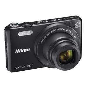 APPAREIL PHOTO COMPACT NIKON COOLPIX S7000 Noir Appareil photo numérique
