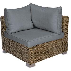 coussin assise pour fauteuils jardin achat vente. Black Bedroom Furniture Sets. Home Design Ideas