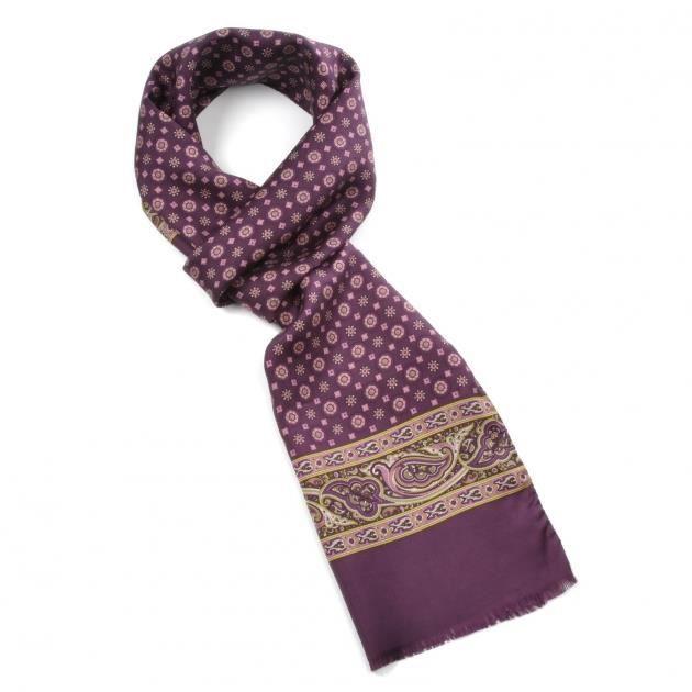 echarpe soie homme violette achat vente echarpe foulard echarpe soie homme violette. Black Bedroom Furniture Sets. Home Design Ideas