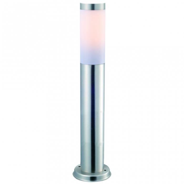 Borne lumineuse pour all e 240 v luminaire d coration for Luminaire exterieur pour allee