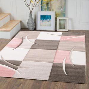 tapis pastel achat vente tapis pastel pas cher les soldes sur cdiscount cdiscount. Black Bedroom Furniture Sets. Home Design Ideas