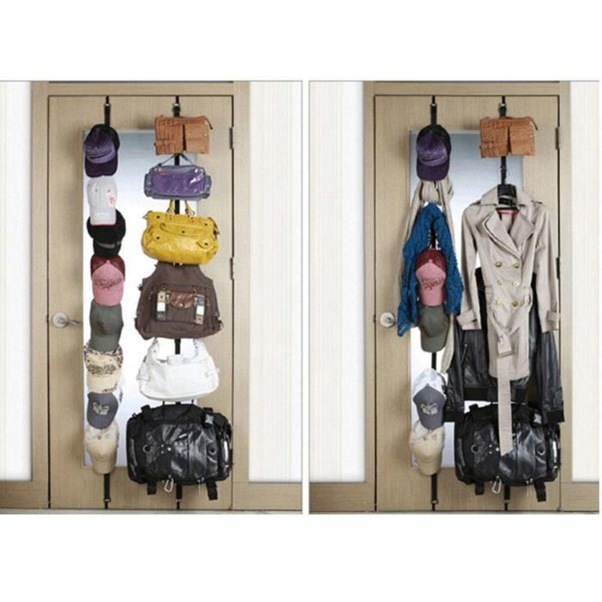 armoire porte manteau achat vente armoire porte manteau pas cher les soldes sur cdiscount. Black Bedroom Furniture Sets. Home Design Ideas