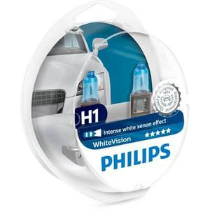 PHILIPS Ampoule WhiteVision 2 H1 12V 55W