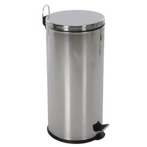 Poubelle 25l achat vente poubelle 25l pas cher cdiscount - Poubelle automatique 30 litres ...