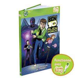 LIVRE INTERACTIF LeapFrog TAG livre : Ben Ten