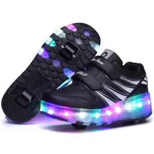 Roller Skate Sneakers >> chaussures avec des roues