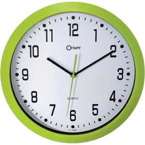 Horloge avec trotteuse achat vente horloge avec trotteuse pas cher soldes cdiscount for Horloge murale silencieuse