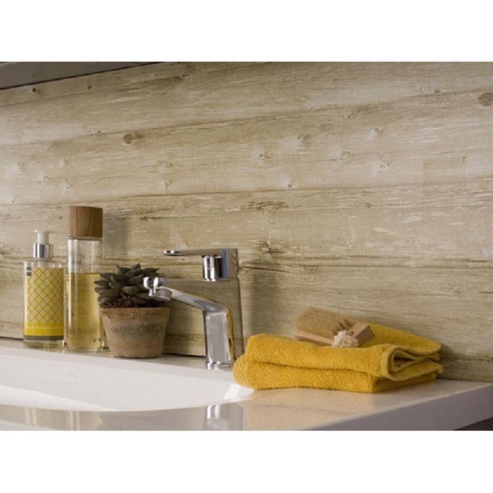 papier peint planche achat vente papier peint planche pas cher cdiscount. Black Bedroom Furniture Sets. Home Design Ideas