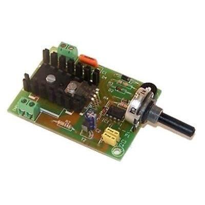 module regulateur variateur de vitesse moteur dc 1 5a 6 16v cc achat vente kit r gulateur. Black Bedroom Furniture Sets. Home Design Ideas