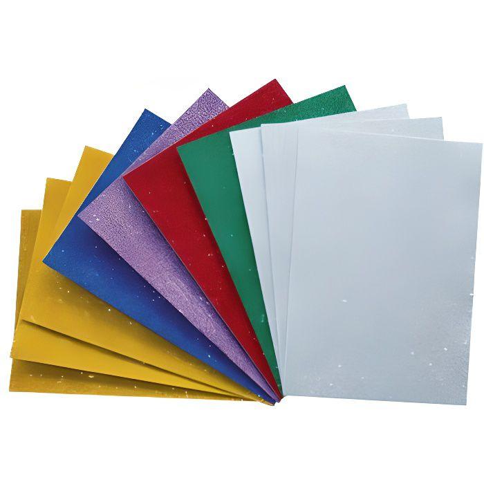 feuille en mousse de caoutchouc pailletees adhesiv achat vente papier cr atif feuille en. Black Bedroom Furniture Sets. Home Design Ideas