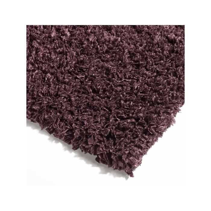 benuta tapis poils longs sphinx mauve 120x170 cm achat. Black Bedroom Furniture Sets. Home Design Ideas