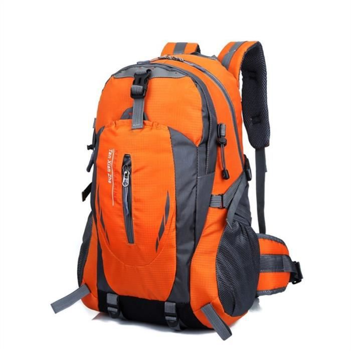Sac A Dos Etanche Imperm 233 Able De Voyage Sport Orange