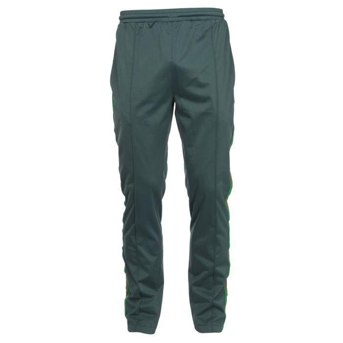 diesel pantalon de jogging tinsora homme vert fonc. Black Bedroom Furniture Sets. Home Design Ideas