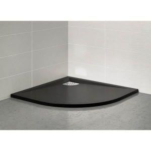 receveur de douche rond achat vente receveur de douche rond pas cher cdiscount. Black Bedroom Furniture Sets. Home Design Ideas