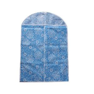 HOUSSE DE RANGEMENT 2Pcs 60x100cm M Taille Bleu Fleur Housse Sac Rangm