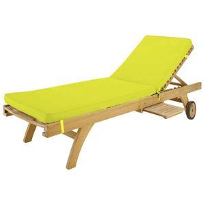 coussins pour chaises longues achat vente coussins. Black Bedroom Furniture Sets. Home Design Ideas