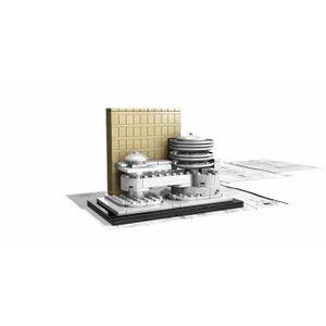 jeu lego architecture achat vente jeux et jouets pas chers. Black Bedroom Furniture Sets. Home Design Ideas