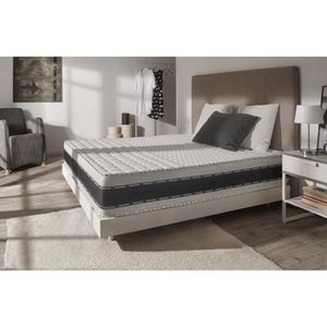 matelas luxe memory 25 cm 1 achat vente matelas luxe. Black Bedroom Furniture Sets. Home Design Ideas