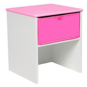 chevet 30x30 blanc achat vente chevet 30x30 blanc pas cher cdiscount. Black Bedroom Furniture Sets. Home Design Ideas