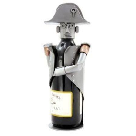 Porte bouteille napol on hinz kunst en acier achat vente porte bout - Porte bouteille alcool ...