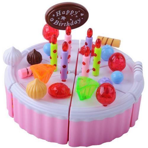 enfants g teau d 39 anniversaire jouet rose achat vente dinette cuisine soldes cdiscount. Black Bedroom Furniture Sets. Home Design Ideas