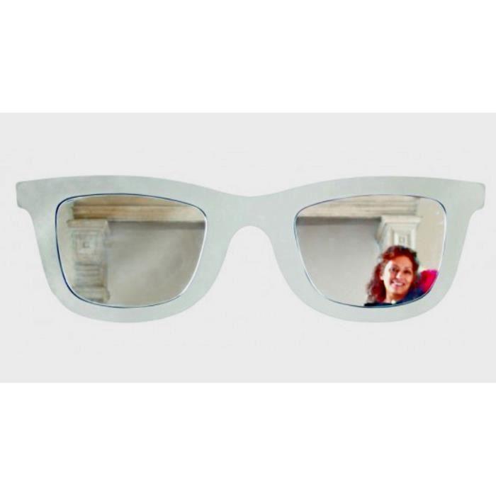 1 miroir lunette de soleil 44 5 x 15 5 cm noir ou achat. Black Bedroom Furniture Sets. Home Design Ideas