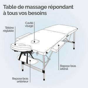 housse de transport table de massage achat vente. Black Bedroom Furniture Sets. Home Design Ideas